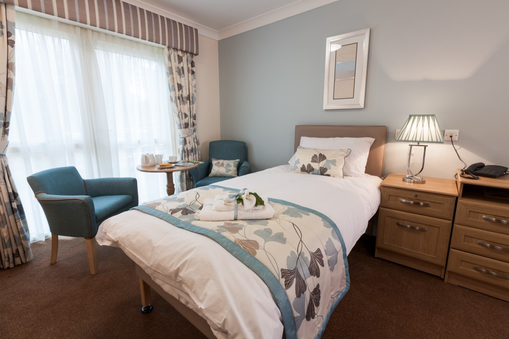 Care Home Bedroom Design